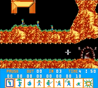 how to start lemmings amiga