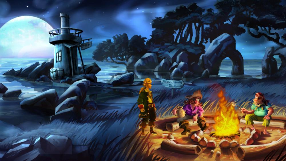 Monkey Island Xbox  Download